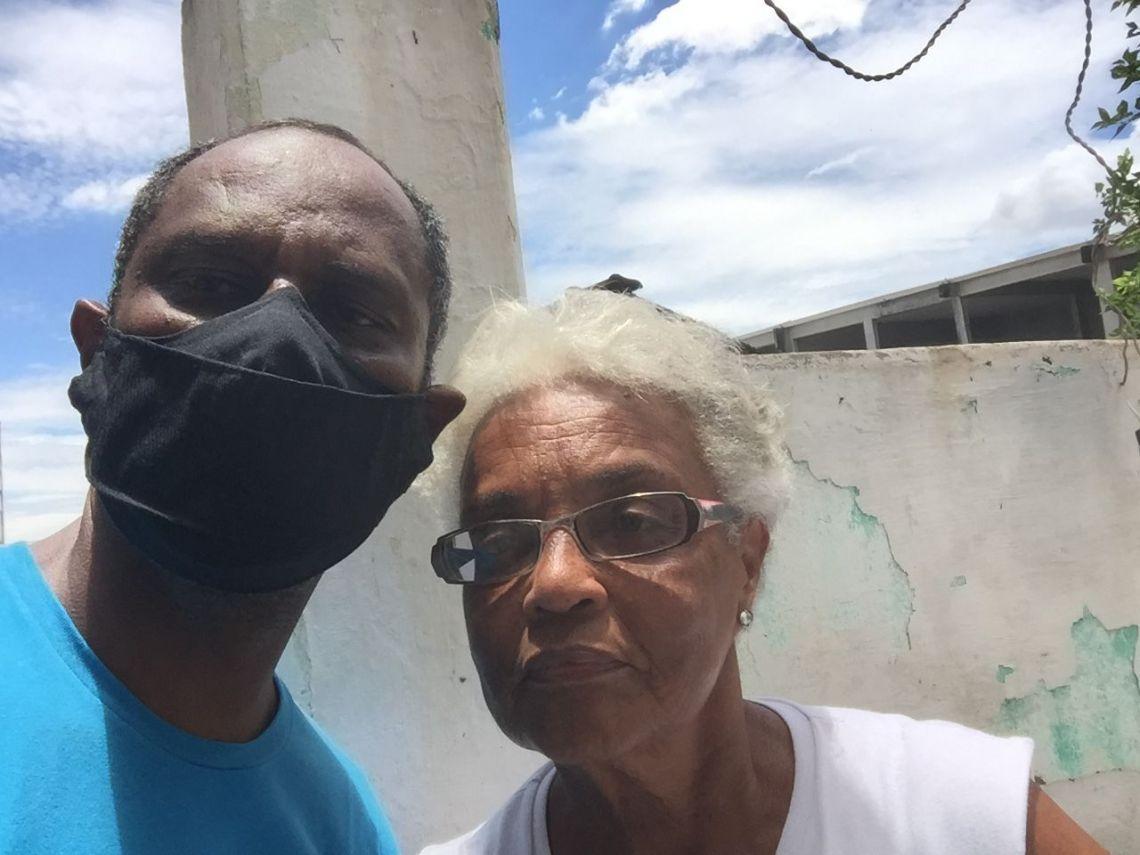 Vamos Salvar o telhado da Dona Sandra