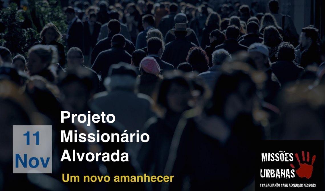 Projeto Missionário Alvorada