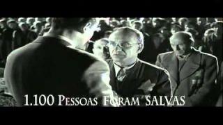 Noite da Salvação A Lista de Schindler